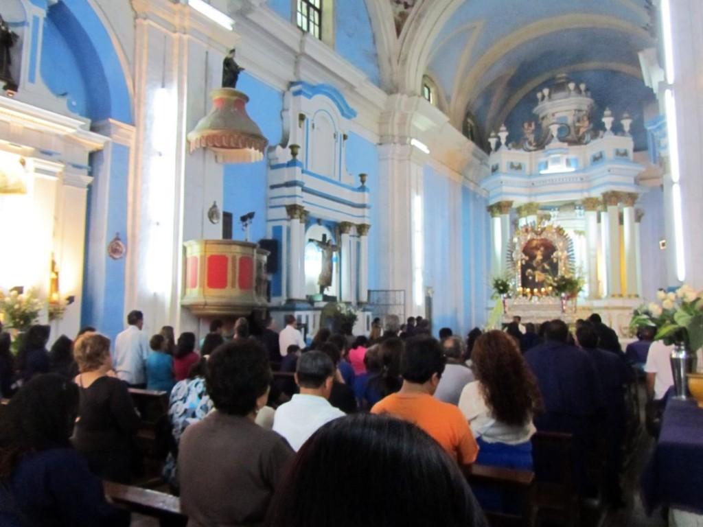 Semana Santa Rimac placeOK