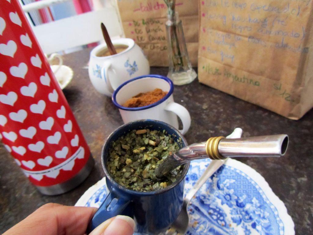 salones de té