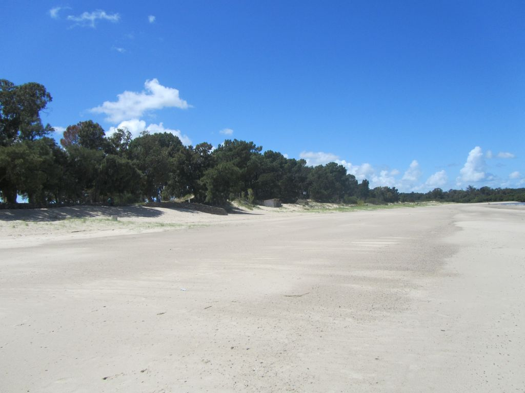 Playa Ferrando Uruguay