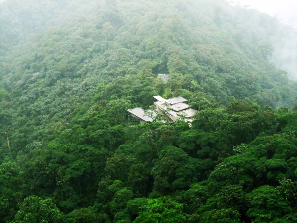 Mashpi Lodge Quito Ecuador