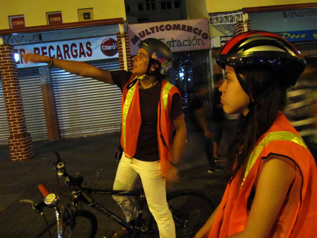 Guayaquil Ecuador bike tour