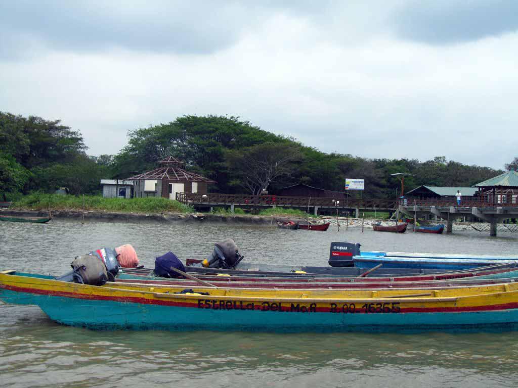 Isla Santay Río Guayas Guayaquil Ecuador