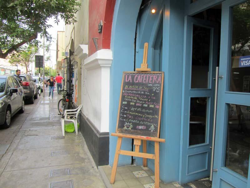 restaurante en miraflores