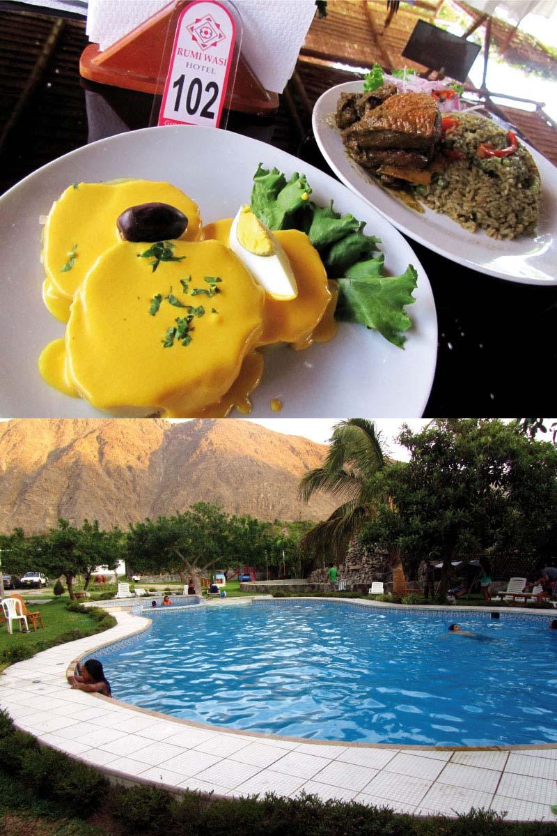 Hotel Rumiwasi Lunahuana