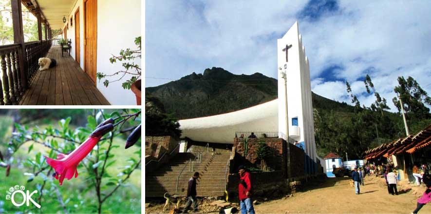 lugares para visitar en la selva central