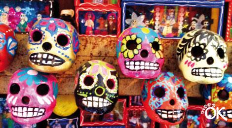 Los 5 mejores destinos para celebrar Halloween