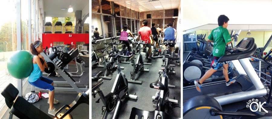 funcional trainning strongym club