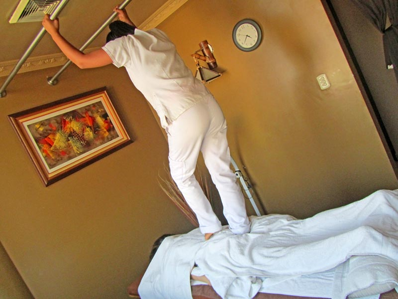 spa en Lima